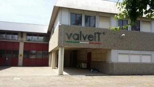 valveIT - Casalecchio - Bologna warehouse