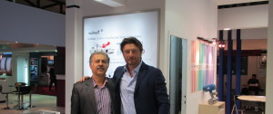 left Nader Majdi - Technical Manager right Massimiliano Cangini - CEO