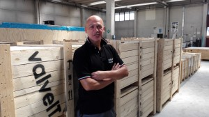 News - Manuele Mignani - Warehouse manager