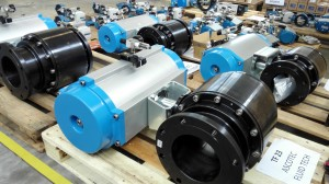 Valve packages - valveIT ball valves system made by carbon steel A105