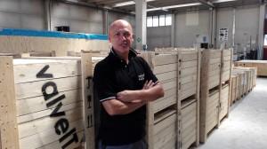 News - Manuele Mignani - Warehouse manager